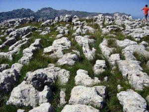 erosión Kárstica