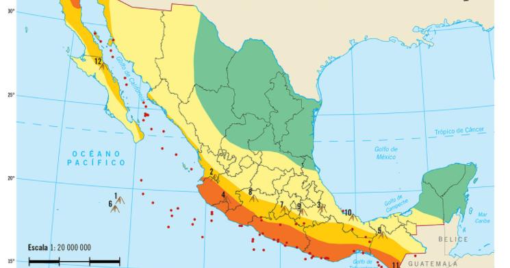 sismicidadMexico