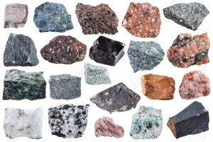 Características principales de las rocas ígneas