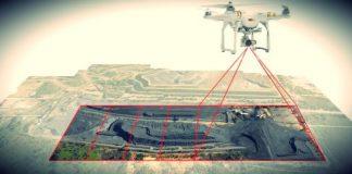 Fotogrametría con drones