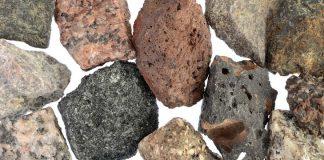 Tipos de rocas ígneas