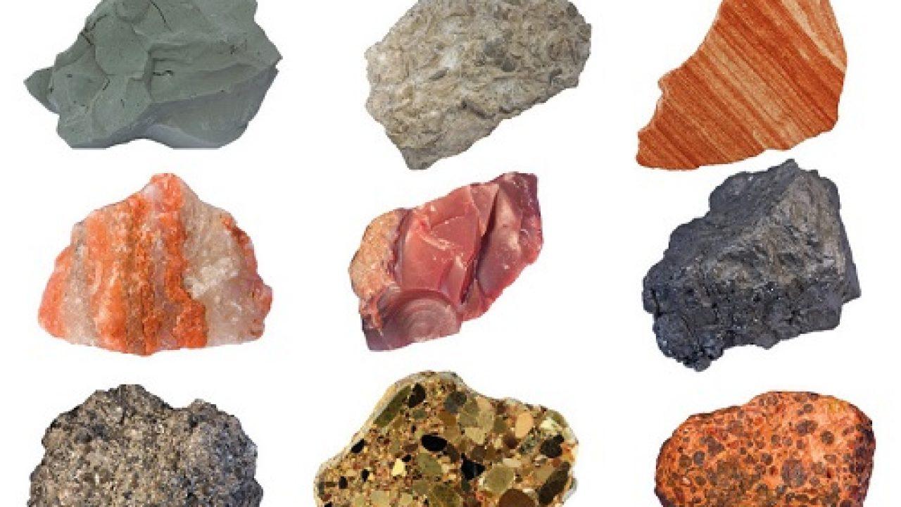 Tipos De Rocas Carácteristicas Y Clasificación