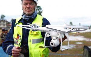 Ventajas de la fotogrametría con drones